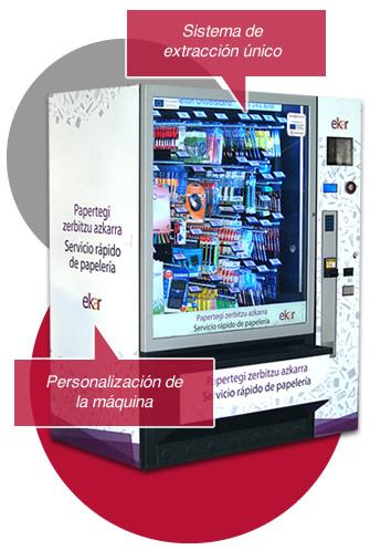 Máquina vending Shopmatik